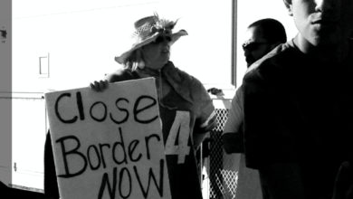 Photo of #CloseDownTheBorder!
