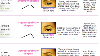 Photo of Good Eyebrows Make for Great Confidence (Bad Eyebrows, Not So Much)