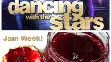 Photo of Dancing (Theoretically on my Couch) With the Stars, Week 2: Jam Monday