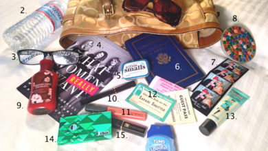 Photo of What's In This PolitiChick's Purse?