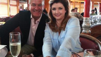 Photo of Morgan Brittany: Having Tea with Princess Diana's Butler