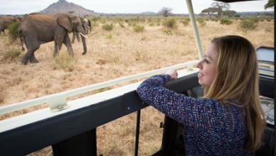 Photo of Chelsea Clinton & Elephants: Subconscious Conservative?