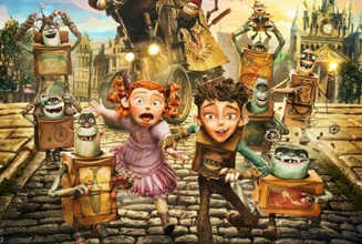 Photo of Review:  BoxTrolls, the Movie, 2 stars. BoxTrolls After-Party, 7 stars.
