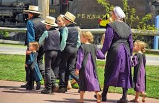 Photo of The Amish Exempt From ObamaCare