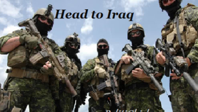 Photo of Canadian Special Forces Head to Iraq