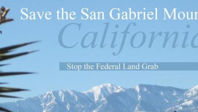Photo of Obama's Vanity Land Grab Threatens to Shut Down Mt. Baldy & Burro Canyon Shooting Park