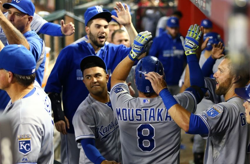 KC Moustakas HR