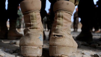 Photo of Boots on the Ground: Whose Boots?