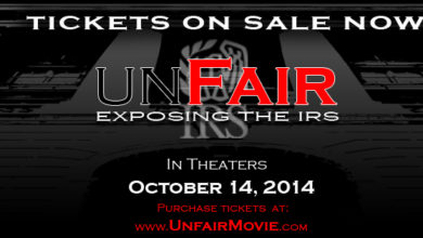 Photo of ONE NIGHT ONLY Documentary Event: UnFair: Exposing the IRS
