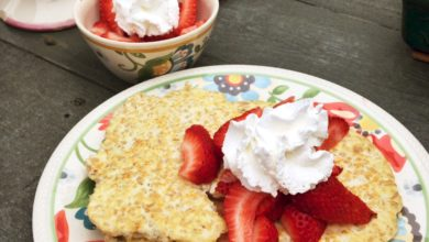 Photo of Recipe:  My Favorite Healthy Discovery—the Protein Pancake