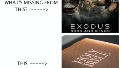 """Photo of """"Exodus: Gods & Kings"""" Movie Review: 2 out of 5 Stars"""