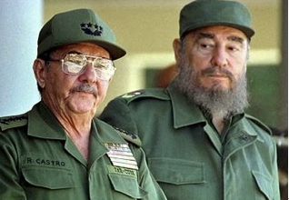 Photo of Daniel Greenfield:  Saving Comrade Castro