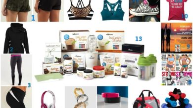 Photo of Christmas Gift Ideas For the Athletic Gal on Your List