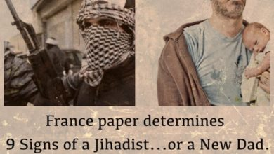 Photo of France Lists 9 Ways to Spot a Potential Jihadist (or a New Dad…)