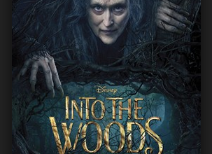 """Photo of """"Into the Woods"""" Movie Review:  Three out of Five Stars"""