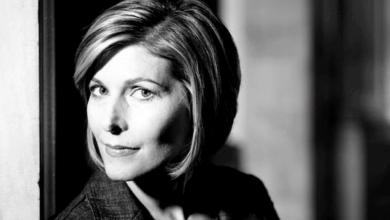 Photo of Sharyl Attkisson Filing Lawsuit Against Justice Department