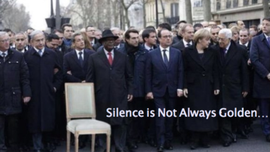 Photo of Silence Is Not Always Golden