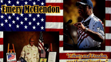 Photo of Emery McClendon: How Big Is Your Dream For America?