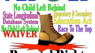 Photo of Call to Action:  Please Email Sen. Alexander re. NCLB TODAY