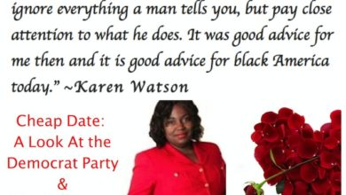 Photo of Cheap Date:  A look at the Democratic Party & Black America