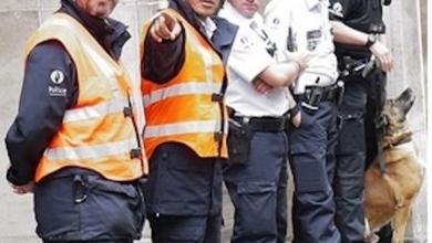 Photo of Terrorist Suspect Back in Belgium