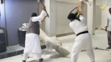 "Photo of United Nations FINALLY Calls ISIS Actions, ""War Crimes"""