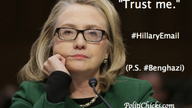 Photo of What Twitter Is Saying About #HillaryEmail