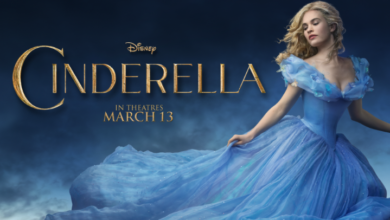 Photo of Movie Review:  Cinderella, 2015-Style (Five out of Five Stars)