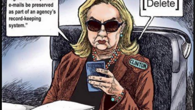 Photo of Hillary, Bill, And Their Expensive Habit of Hiding Things Until Caught