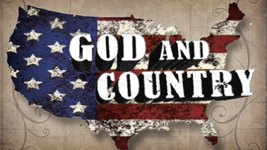 Photo of Where Are You With God & Country?