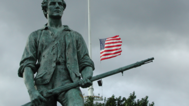 Photo of Minutemen:  Continuing to Serve With Strength And Honor