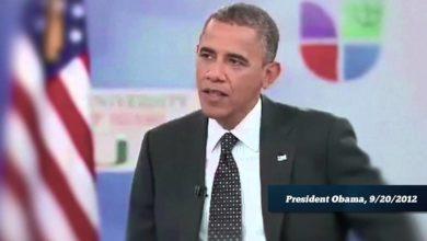 Photo of 2008 Obama VS. 2012 Obama