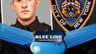 Photo of Media Silent As Another NYPD Officer is Assassinated