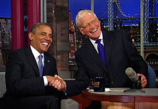 Photo of Daniel Greenfield:  Good Riddance to Letterman