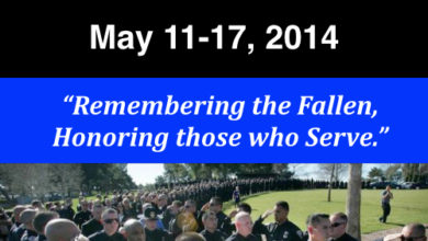 Photo of Remembering National Police Week