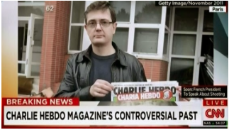 Photo of Daniel Greenfield:  Cartoonists are Controversial and Murderers are Moderate