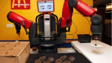 """Photo of Bogus Story of the Week: McDonald's to Announce Newest Slogan, """"Do the Robot"""""""