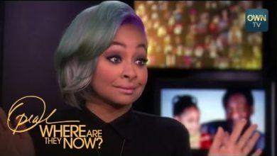 "Photo of Actress Raven-Symone ""Schools"" Oprah on Race Labels"