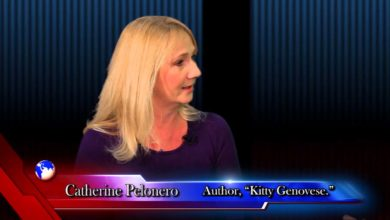 Photo of Author Catherine Pelonero Discusses Murder of Kitty Genovese