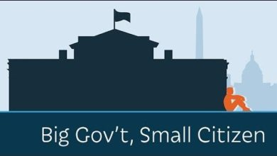 Photo of Bigger Government, Smaller Citizen:  Prager University