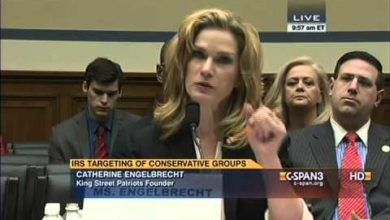 Photo of BREAKING: IRS Targets Conservative Woman & Conservative Woman FIGHTS BACK!