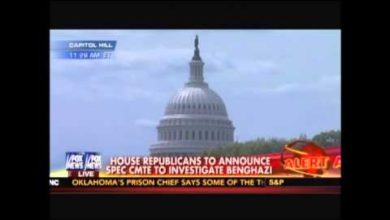 Photo of Breaking News: House to Form Special Committee on Benghazi