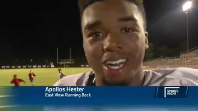 Photo of Can High School Football Player Apollos Hester Inspire The NFL?