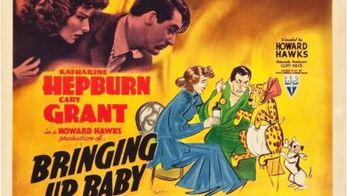 "Photo of Classic Film Review ""Bringing Up Baby"" by Holly Woodland:  5 out of 5 Stars"