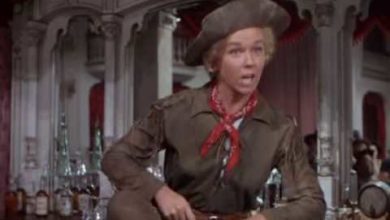 """Photo of Classic Movie Review:  """"Calamity Jane"""" Starring Doris Day, 5 out of 5 Stars"""