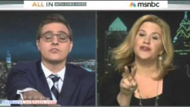 Photo of Conservative Woman Schools MSNBC Host on Obamacare