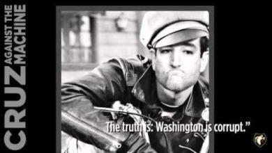 "Photo of Cruz Against the Machine:  The ""Uncool"" Strike Back"