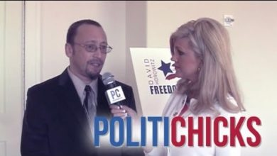 "Photo of Dr. Jamie Glazov: ""I Believe Obama Maliciously Wants to Destroy the US"""