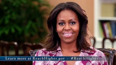 Photo of First Lady Launches Contest in Hopes of Expanding Federal Aid Disbursements