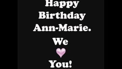 Photo of Happy Birthday Ann-Marie, From All Of Us At Politichicks!